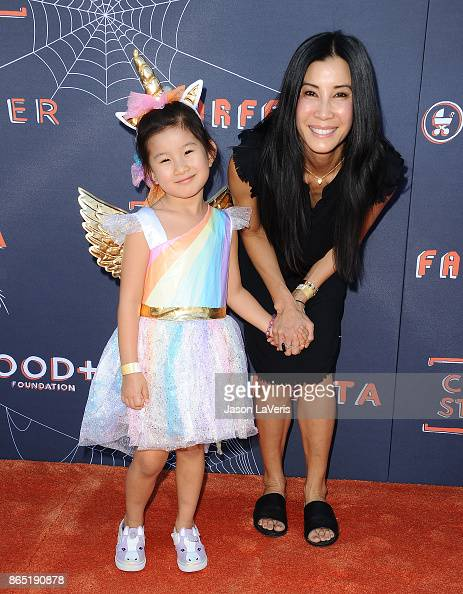 Journalist Lisa Ling and daughter Jett Ling Song attend ...