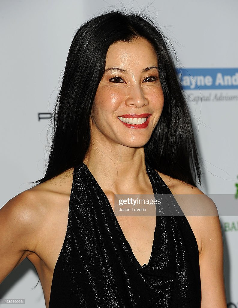 Journalist Lisa Ling attends the 2014 Baby2Baby gala at The Book Bindery on November 8, 2014 in Culver City, California.