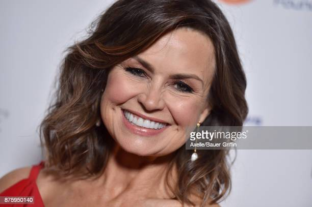 Journalist Lisa Wilkinson arrives at the inaugural Los Angeles gala dinner in support of The Fred Hollows Foundation at DREAM Hollywood on November...