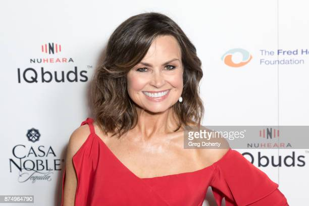 Journalist Lisa Wilkinson attends the Joel Edgerton Presents The Inaugural Los Angeles Gala Dinner In Support Of The Fred Hollows Foundation at DREAM...