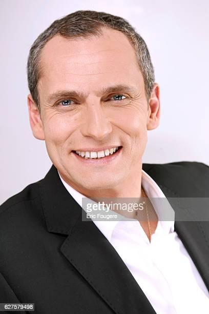 Journalist Louis Laforge Photographed in PARIS