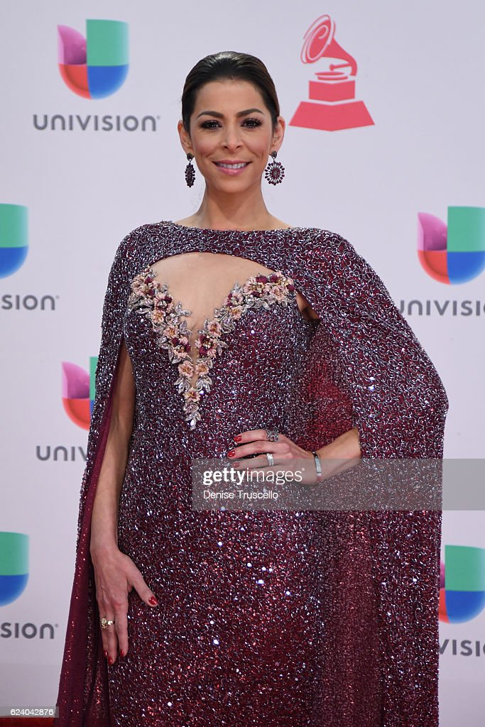 Journalist Lourdes Stephen attends The 17th Annual Latin Grammy Awards at T-Mobile Arena on November 17, 2016 in Las Vegas, Nevada.
