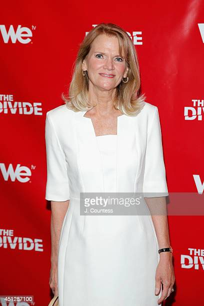 Journalist Martha Raddatz attends 'The Divide' series premiere at Dolby 88 Theater on June 26 2014 in New York City
