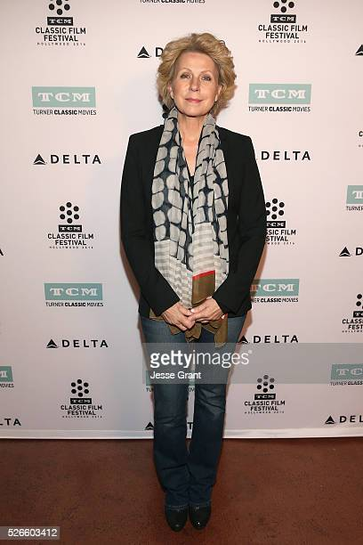 Journalist Mary Mapes attends 'A Face in The Crowd' screening during day 3 of the TCM Classic Film Festival 2016 on April 30, 2016 in Los Angeles,...