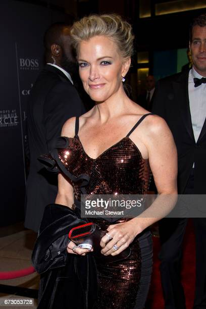 Journalist Megyn Kelly attends the 2017 TIME 100 Gala at Jazz at Lincoln Center on April 25 2017 in New York City