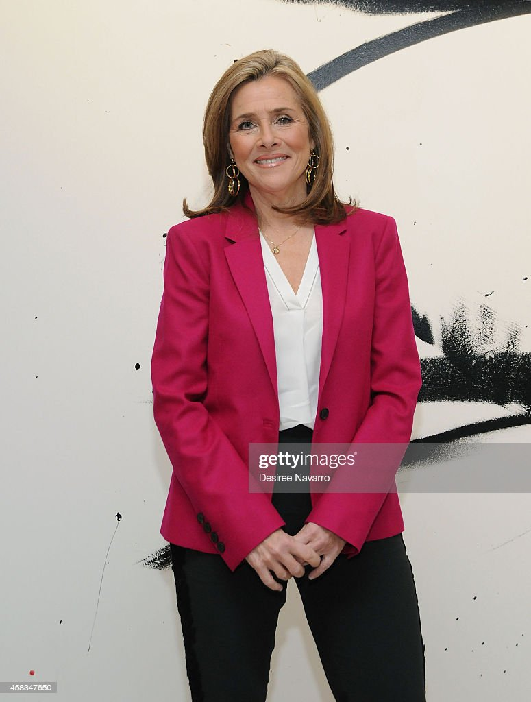 AOL's BUILD Speaker Series: In Conversation With Meredith Vieira