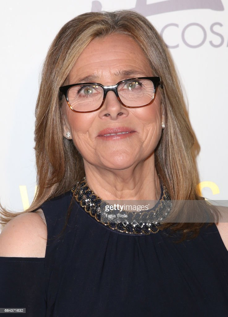 Journalist Meredith Vieira attends the Women's Choice Award Show at Avalon Hollywood on May 17, 2017 in Los Angeles, California.