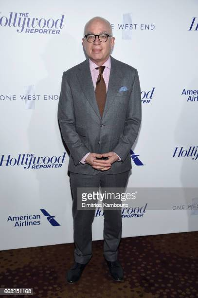 Journalist Michael Wolff attends The Hollywood Reporter 35 Most Powerful People In Media 2017 at The Pool on April 13 2017 in New York City
