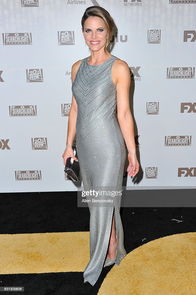 Journalist Natalie Morales attends FOX and FX's 2017 Golden Globe Awards After Party at The Beverly Hilton Hotel on January 8, 2017 in Beverly Hills, California.