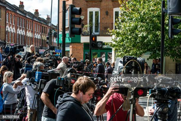 Journalist near to Parsons Green Underground Station Several people have been injured after an explosion on a tube train in southwest London The...
