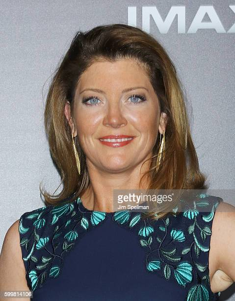 """Journalist Norah O'Donnell attends the """"Sully"""" New York premiere at Alice Tully Hall, Lincoln Center on September 6, 2016 in New York City."""