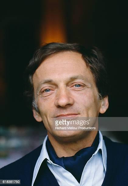 Journalist Philippe Tesson