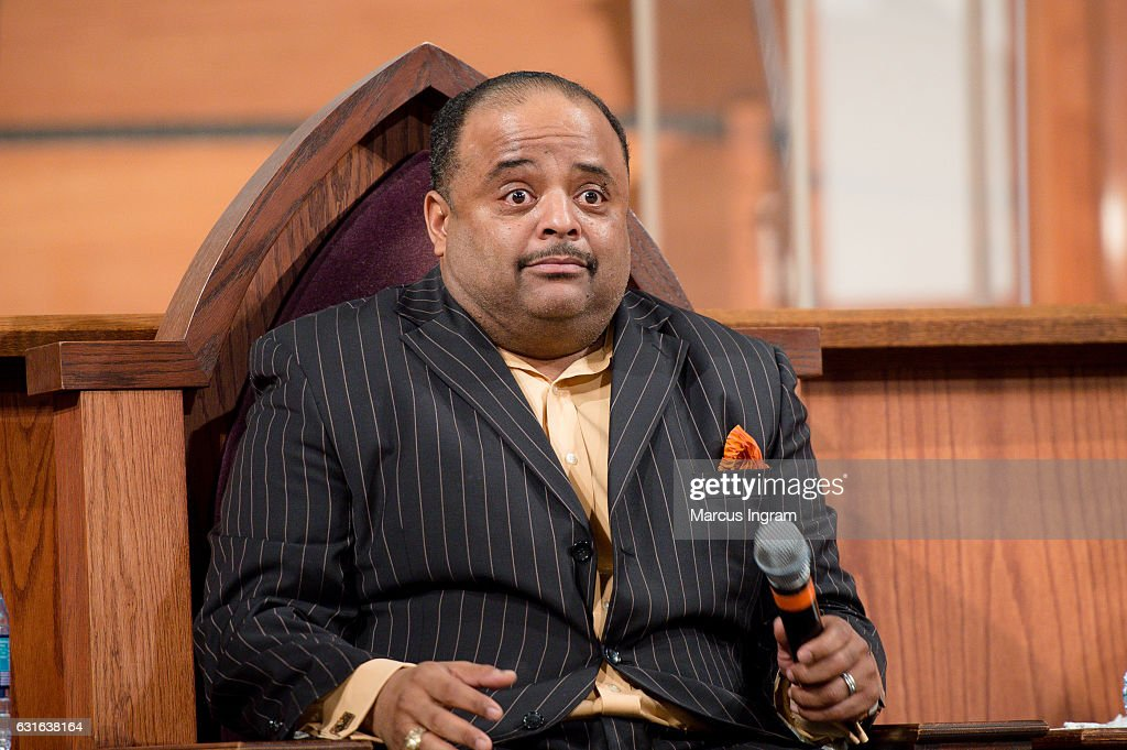 Town Hall With Roland Martin : News Photo
