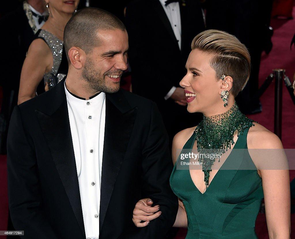 87th Annual Academy Awards - Arrivals : Photo d'actualité