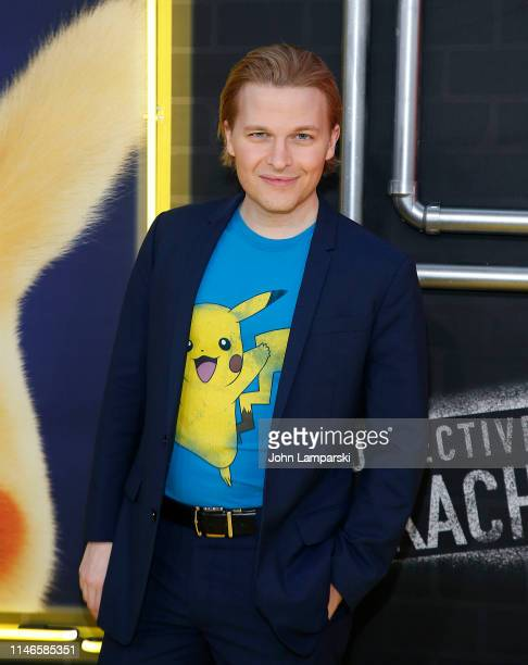 Journalist Ronan Farrow attends Pokemon Detective Pikachu US Premiere at Times Square on May 02 2019 in New York City