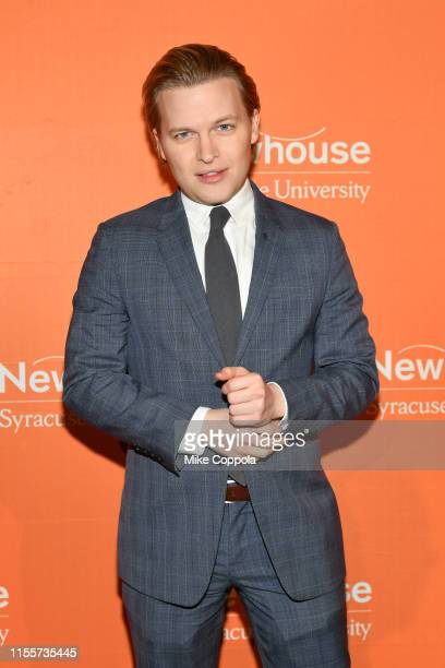 Journalist Ronan Farrow attends the 2019 Mirror Awards at Cipriani 42nd Street on June 13, 2019 in New York City.