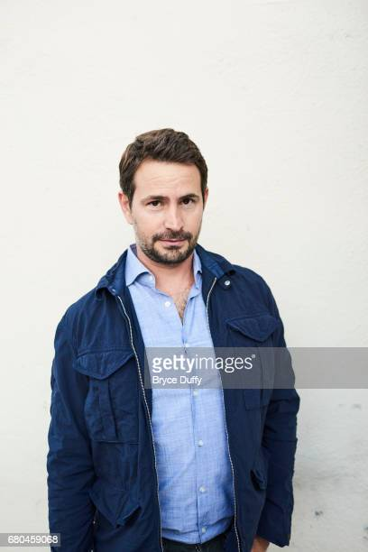 Journalist screenwriter Mark Boal photographed for Columbia Journalism Review on December 15 in Los Angeles California