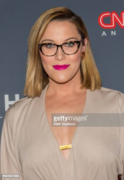 Journalist SE Cupp attends the 11th Annual CNN Heroes An AllStar Tribute at American Museum of Natural History on December 17 2017 in New York City