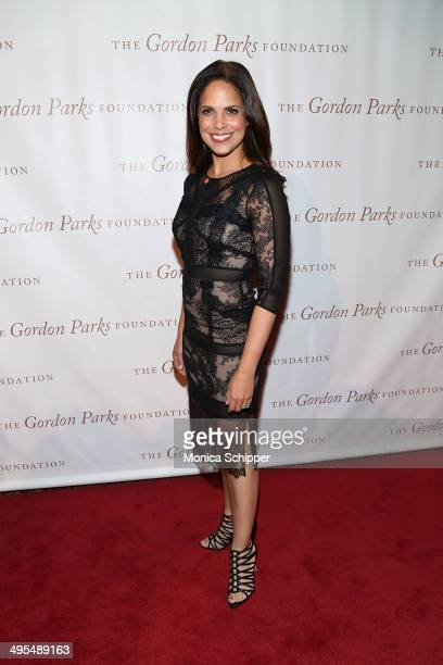 Journalist Soledad O'Brien attends 2014 Gordon Parks Foundation awards dinner at Cipriani Wall Street on June 3 2014 in New York City