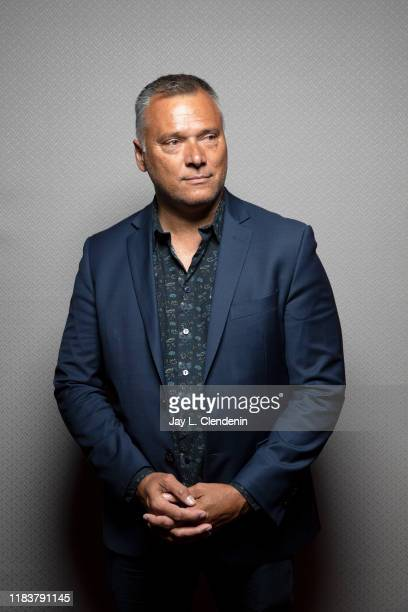 Journalist Stan Grant from 'The Australian Dream' is photographed for Los Angeles Times on September 8, 2019 at the Toronto International Film...