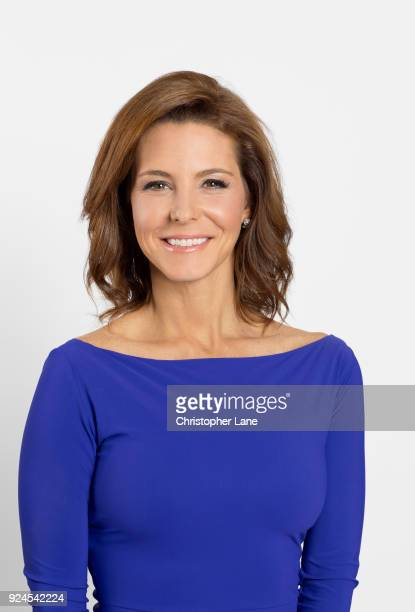Journalist Stephanie Ruhle is photographed for New Jersey Monthly on October 11 2017 in New York City ON EMBARGO UNITL APRIL 1 2018