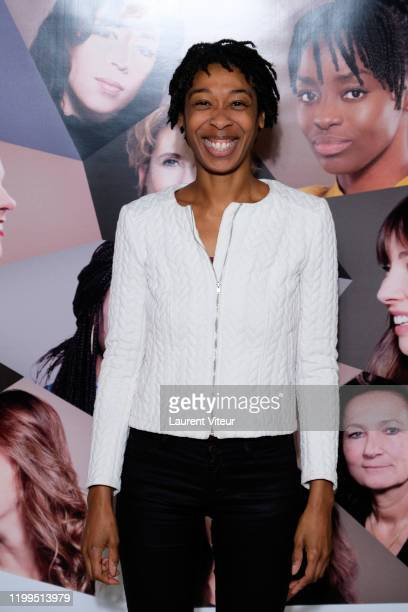 Journalist Tania de Montaigne attends the Pygmalionnes Screening At Assemblee Nationale on January 14 2020 in Paris France