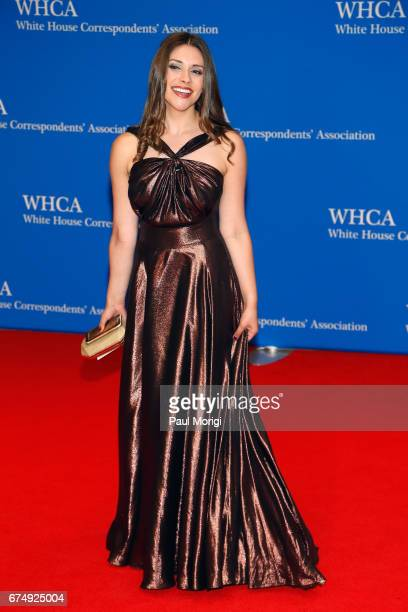 Journalist Tara Palmeri Attends White House Correspondents At Picture Id S X