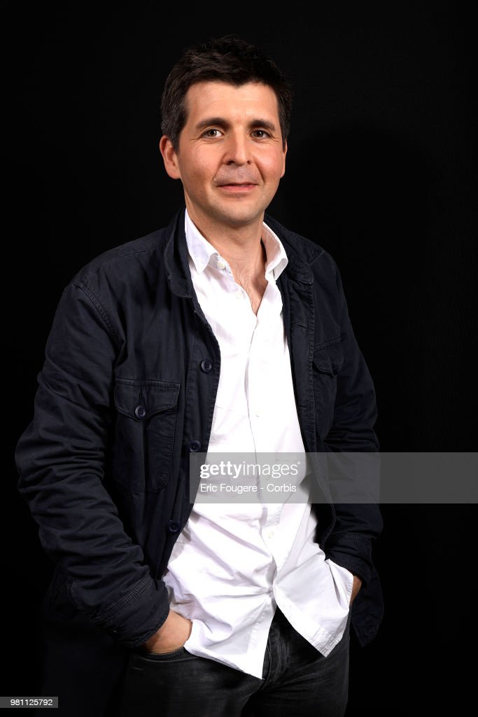 Journalist Thomas Sotto Poses During A Portrait Session In Paris News Photo Getty Images