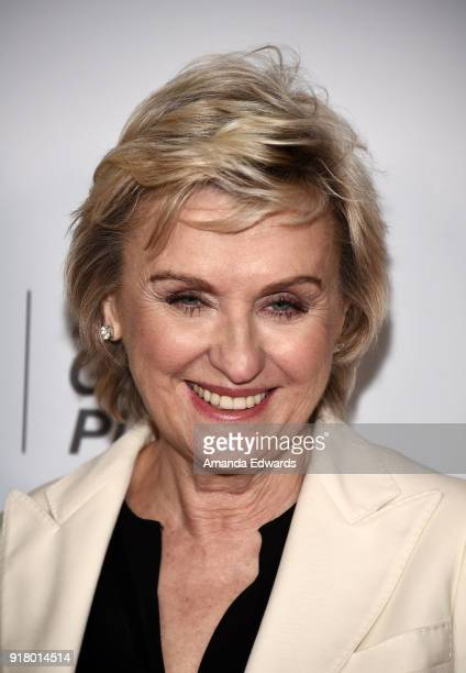 Journalist Tina Brown arrives at the 2018 Women In The World Los Angeles Salon at NeueHouse Hollywood on February 13 2018 in Los Angeles California