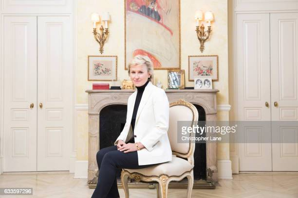 Journalist Tina Brown is photographed for The Observer Magazine on November 22 2016 in New York City PUBLISHED IMAGE