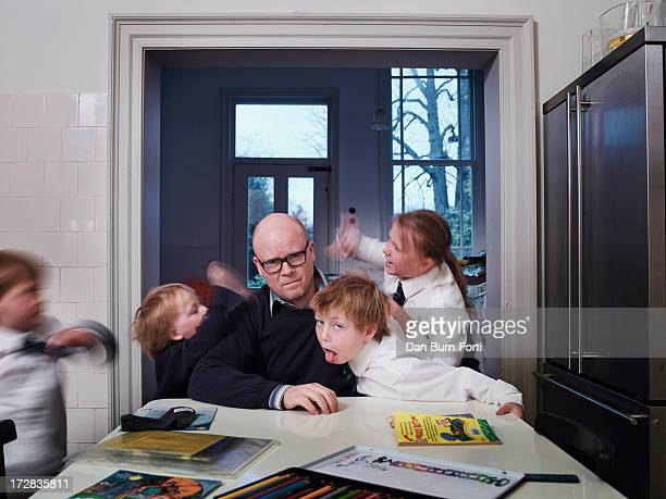 Journalist Toby Young is photographed for the Telegraph on March 12 2013 in London England