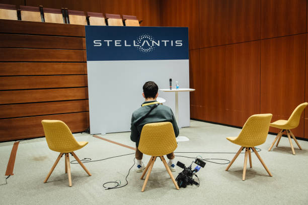 FRA: Stellantis NV Chief Executive Officer Carlos Tavares News Conference