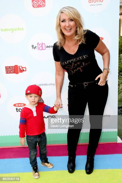 Journalist Wendy Burch attends the 6th Annual Celebrity Red CARpet Safety Awareness Event at Sony Studios Commissary on September 23 2017 in Culver...