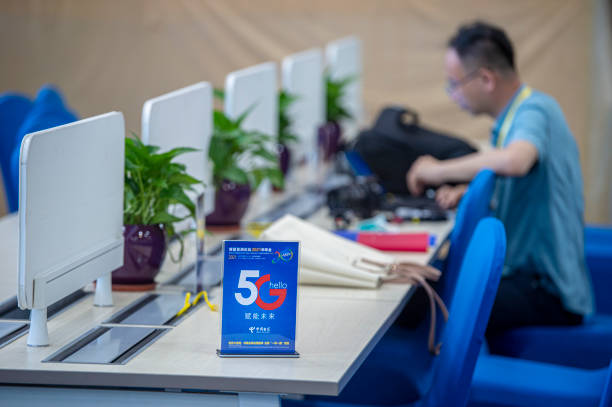 CHN: Press Center For Boao Forum For Asia Annual Conference 2021 Opens