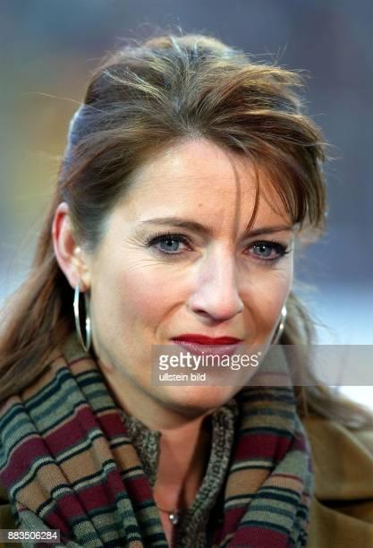 Journalistin Moderatorin D Porträt
