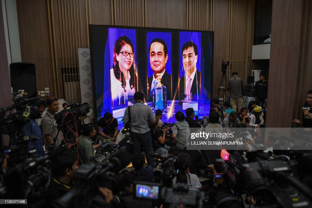 THA: Thai junta party takes shock lead in first general election since 2014 coup
