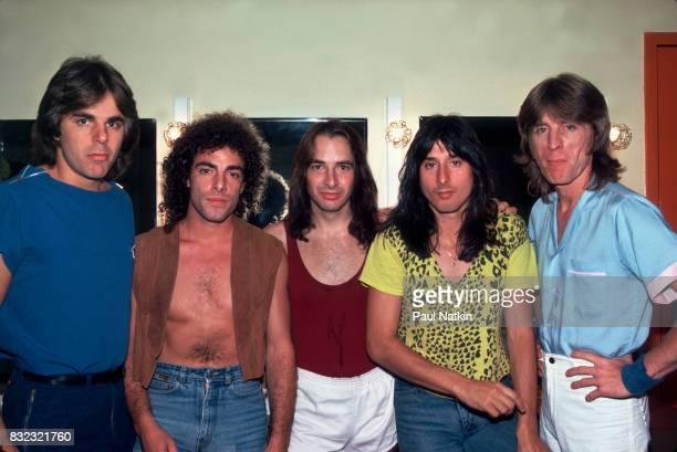 Journey at the Poplar Creek Music Theater in Hoffman Estates Illinois September 3 1981