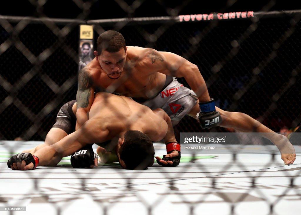 UFC 247 Jones v Reyes : News Photo