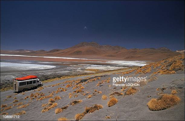 Journey through the Andean deserts in December, 1989.