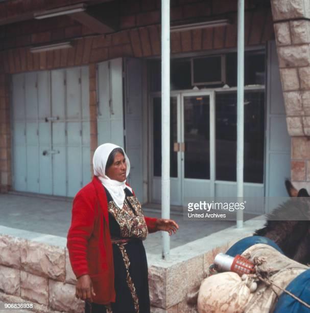Journey to Bethlehem, 1970s.