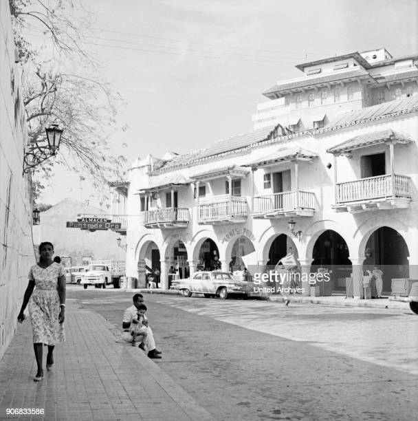Journey to Cartagena Colombia 1960s