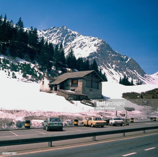 Journey to Zermatt Switzerland 1980s