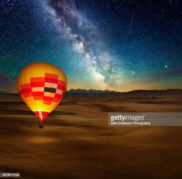 journey under the stars #2 - utah stock photos and pictures
