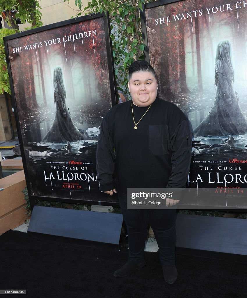 "Premiere Of Warner Bros' ""The Curse Of La Llorona"" - Arrivals : News Photo"