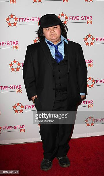 Jovan Armand attends A Place Called Home Holiday Benefit on December 10 2011 in Hollywood California