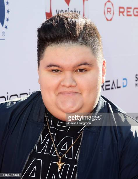 Jovan Armand attends the 9th Annual Variety The Children's Charity Poker and Casino Night at Paramount Studios on July 24 2019 in Hollywood California