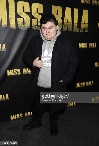 Jovan Armand attends the Sony Pictures Entertainment NALIP Presents LatinX Representation In Entertainment panel and screening of Miss Bala at...