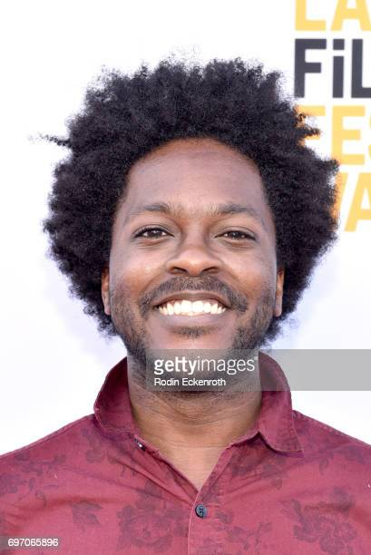 Jovan James attends Shorts Program 1 during the 2017 Los Angeles Film Festival at Arclight Cinemas Culver City on June 17 2017 in Culver City...