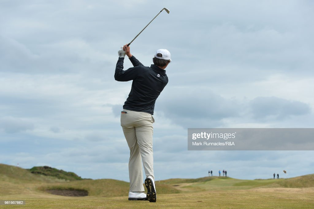 The Amateur Championship - Day Six
