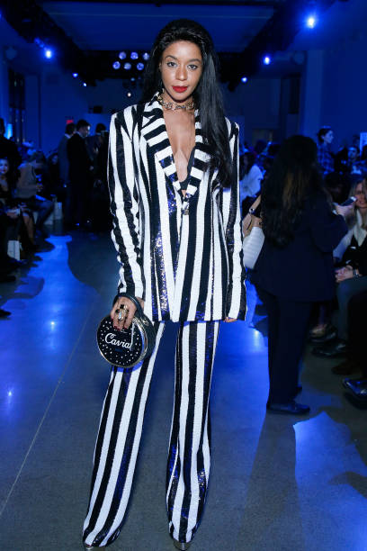 NY: Turkish Designers - Front Row - February 2020 - New York Fashion Week: The Shows